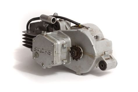 Sachs Moped Motor Parts by Sachs 504 Engine