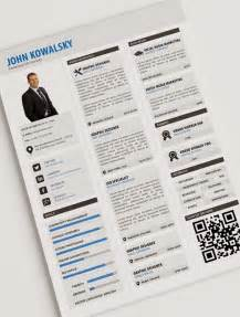 professional resume template psd tinydesignr