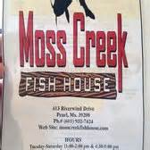 moss creek fish house moss creek fish house 14 photos seafood 413 riverwind dr pearl ms reviews