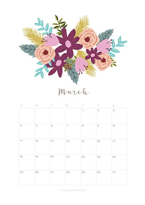 free personalized calendar software march 2018 personalized calendar calendar