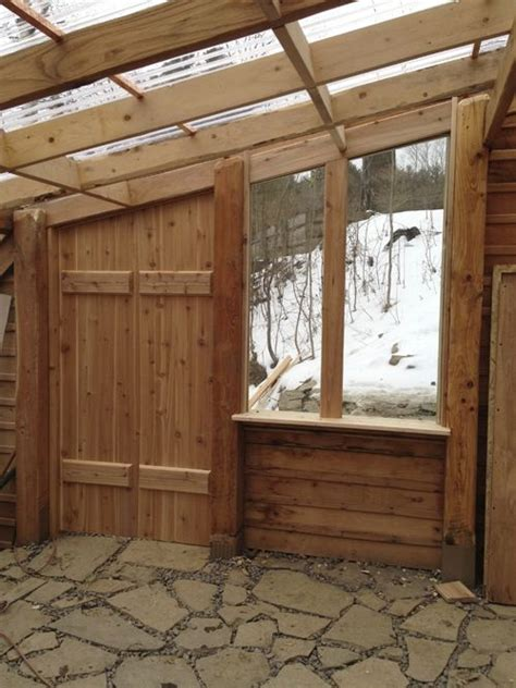 how to build a green home how to build a maginificent earth sheltered greenhouse