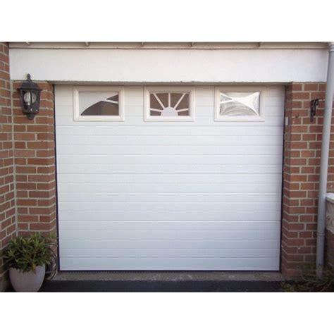 porte garage pvc porte de garage sectionnelle avec porte fenetre pvc prix