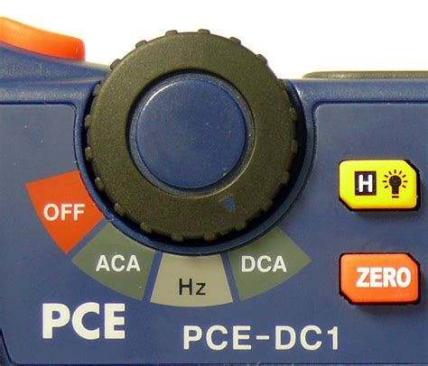 mini digital mini digital multimeter pce dc1 pce instruments