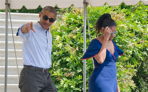 obama necker island barack and michelle obama relax in the caribbean with