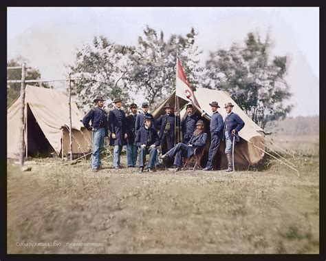civil war photos in color colorized american civil war photos beautifully bring past