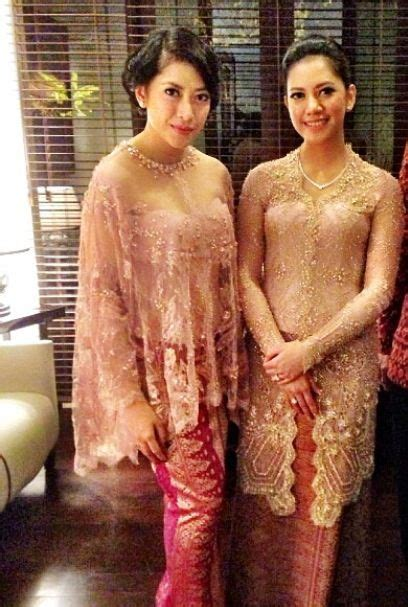 Dress Batik Raline 17 images about kebaya on javanese jakarta