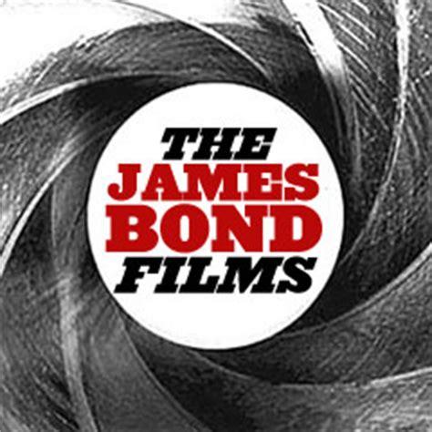 film james bond series james bond films