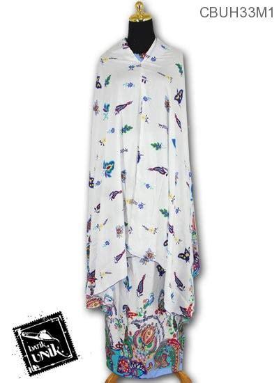 Mukena Anak Kembang mukena batik motif kembang warna pastel mukena murah