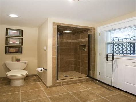 Basement Bathroom Ideas Designs Awesome Basement Bathroom Designs 3 Basement Bathroom Design Ideas Smalltowndjs
