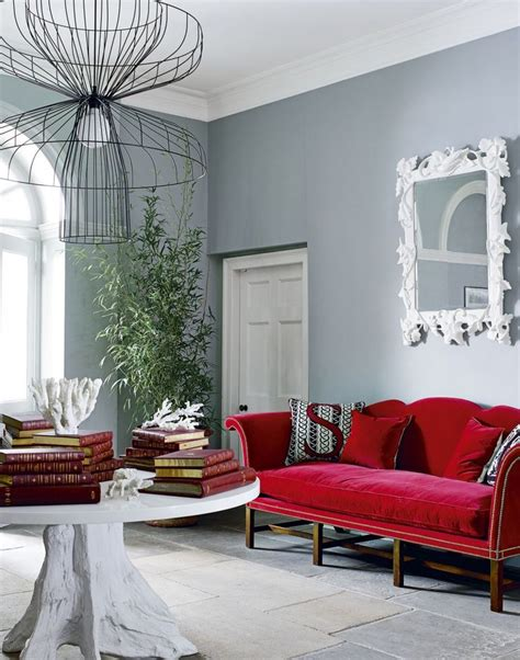 red sofa with grey walls 25 best ideas about red couch rooms on pinterest red