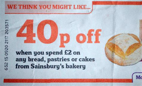 Discount Vouchers Sainsburys | behavioural economics the labelling effect on customer