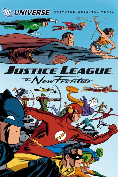 justice league film schedule justice league the new frontier movie tv listings and