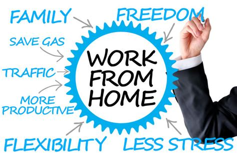 8 exciting ways to work from home eztalks