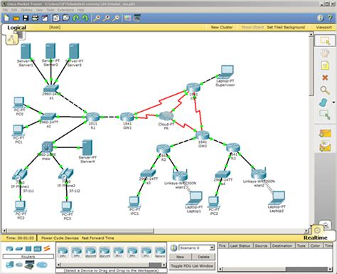 network simulator software download network simulation packet tracer or gns3 intense school
