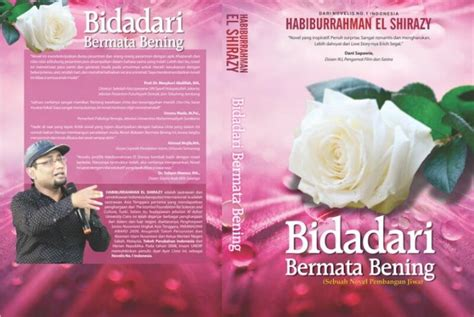 Bidadari Bermata Bening Habiburrahman belum diluncurkan novel bidadari bermata bening karya