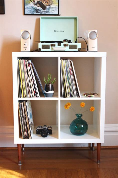 best 10 record storage ideas on ikea record
