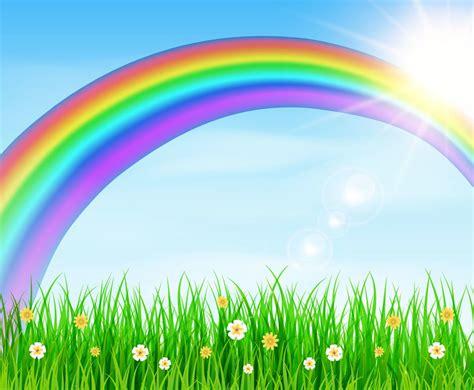 rainbow background rainbow images background www pixshark images