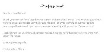 best photos of professional thank you letter