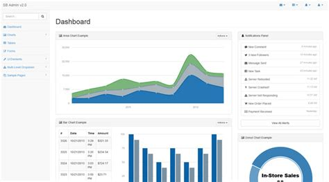 bootstrap v2 3 2 themes free bootstrap admin themes and templates to download
