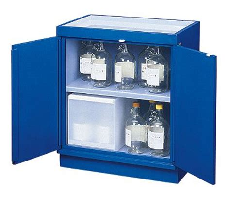 Acid Storage Cabinet Scimatco Acid Storage Cabinet Wood Lining 30 X 2 5l Capacity From Cole Parmer India