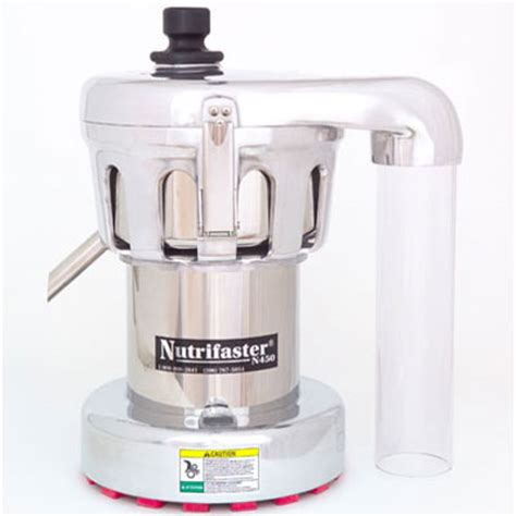 nutrifaster n450 commercial juicer |low price guarantee