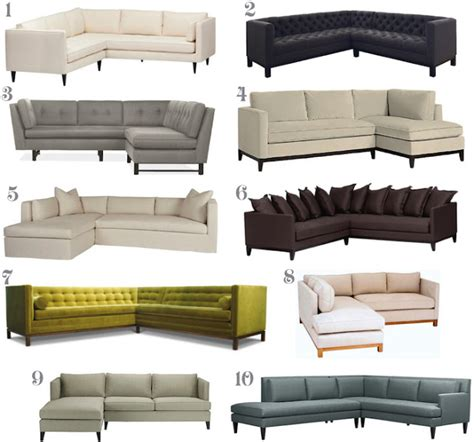 mitchell gold clifton sectional m 233 lange designs sofa lovin