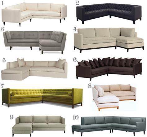 mitchell gold clifton sectional sofa m 233 lange designs sofa lovin