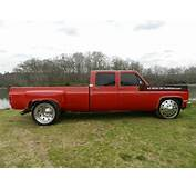 1988 88 Chevrolet C  30 C30 Quad Cab 4 Door Dually Semi