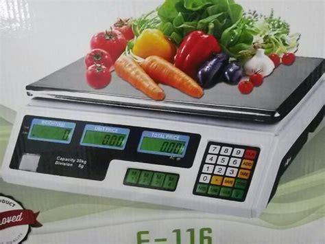 Oxone Ox 366 Timbangan Buah 10kg timbangan untuk buah jual original timbangan buah