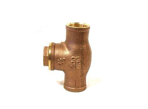 swing valve 3 4 quot c x c swing check valve
