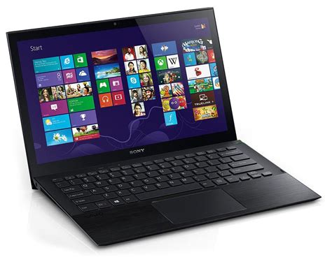Sony Vaio Pro Svp 13213 sony vaio pro 13 review rating pcmag