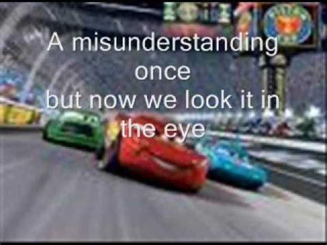 theme music z cars rascal flatts cars soundtrack life is a highway lyrics