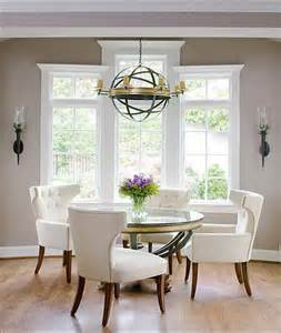 15 elegant and sophisticated round dining tables for your house