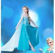 La Reine Des Neiges Robe Enfant Elsa D&233guisement  Achat