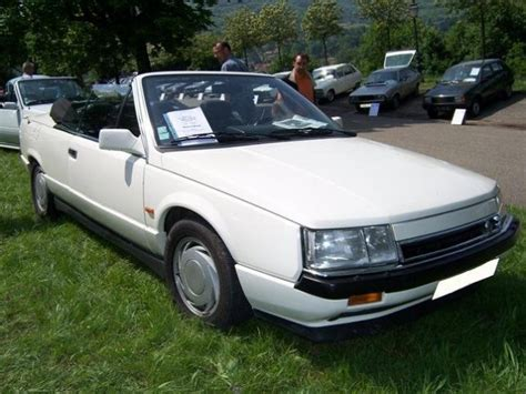 renault fuego convertible convertibles that shouldn t be retro rides
