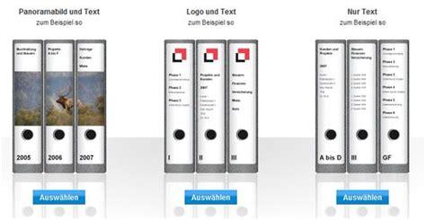 Ordner Etiketten Drucken Openoffice by Ordnerr 252 Cken Die Auffallen Zeitbl 252 Ten