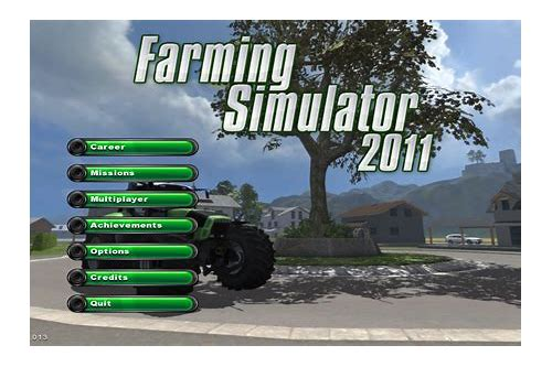 farming simulator 2011 maps telecharger mod