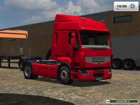 renault premium 460 fs 2013 renault premium 460 v 1 0 mr trucks mod f 252 r