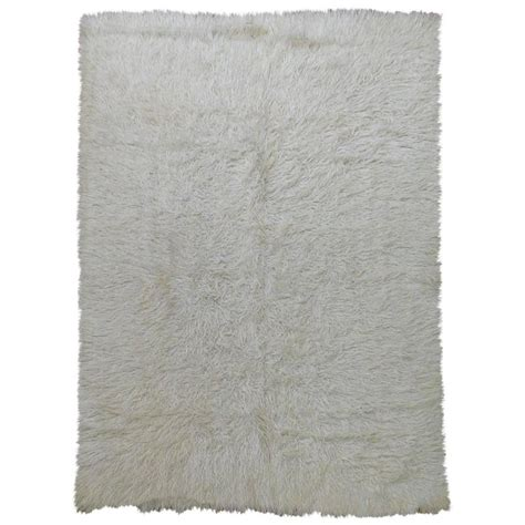 mohair rug vintage turkish ivory mohair rug for sale at 1stdibs