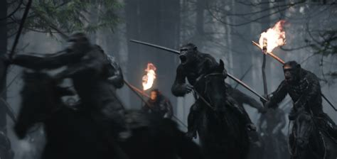 planet of the apes images war for the planet of the apes review hail caesar collider