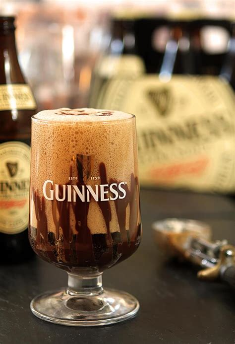 How Does A Sweetened Condensed Guinness Sound by Guinness Float With Creative Culinary