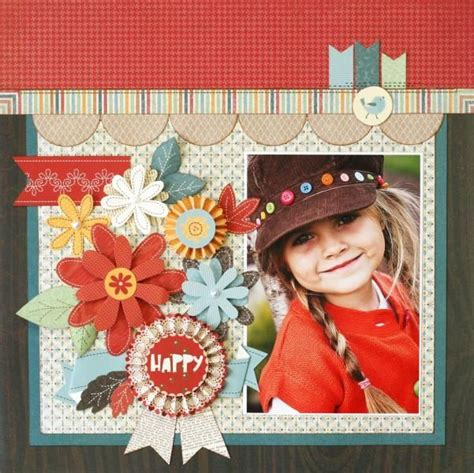 tutorial paper flowers scrapbooking 17 best ideas about scrapbooking flowers on pinterest