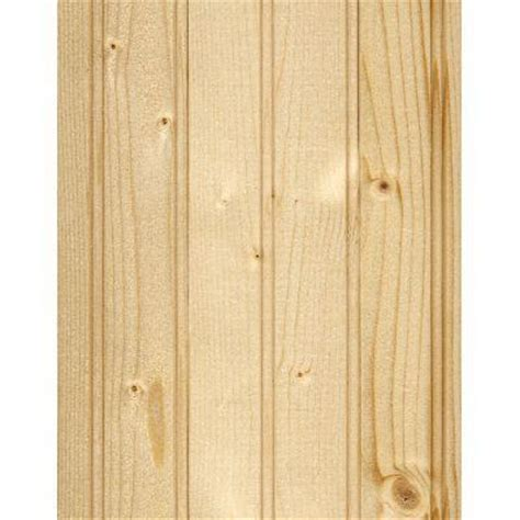 Pine Wainscoting Home Depot 5 16 in x 3 11 16 in x 31 3 4 in knotty pine wainscot planking 12 pack 62061 the home depot