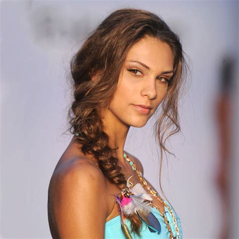 Hair And Makeup Miami | miami swim 2012 hair and makeup ideas for the pool and