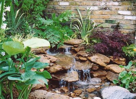 Water Features For Small Backyards by Triyae Water Features For Small Backyards Various Design Inspiration For Backyard