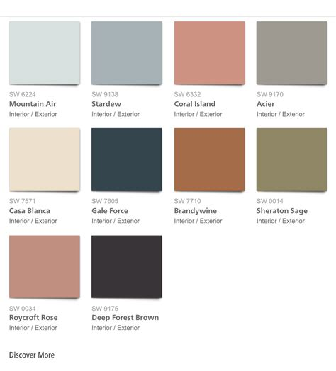 2017 Popular Colors | 28 top colors 2017 benjamin moore s 2017 paint
