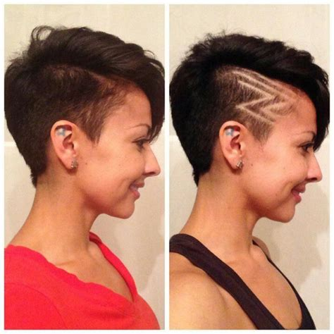 short haircuts for women with clipper clipper design on short haircut shears n clippers