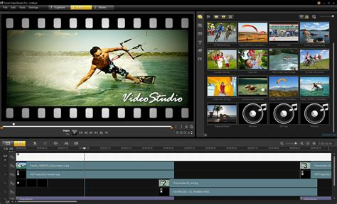 corel studio templates videostudio pro x10 5 software digital digest