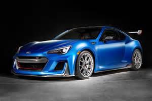 Sti Subaru Brz Subaru Shows Turbocharged Sti Performance Brz The