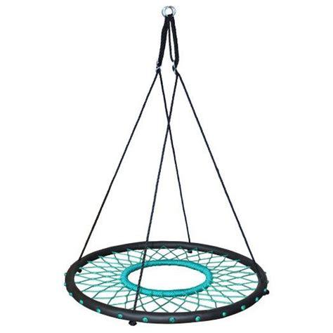 tire swing kit for tree com tree swing tarzan tire 40 quot net swing green
